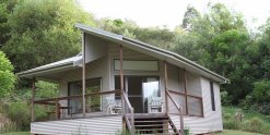 Studio Cabin Accommodation Horse Treks Holiday