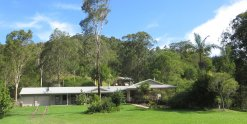 Kerewong Farm House And Cabin Accommodation NSW Australia Horse Riding Holidays