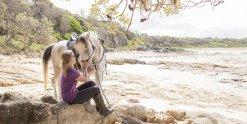 Jimmy - Horse Riding Adventure Holidays Australia Port Macquarie Beaches NSW