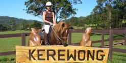 Kerewong Farm Horse Riding Adventure Trekking Holiday Tours NSW Australia