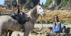 Horse Riding Holidays Port Macquarie Region Beaches NSW - Horse Treks Australia