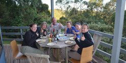 All Inclusive Horse Trek Tours Accommodation Meals Comboyne Plateau NSW