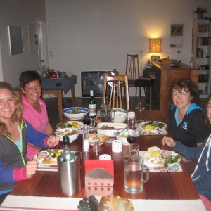 Dine With Other Horse Riders - Horse Farm Accommodation NSW Australia