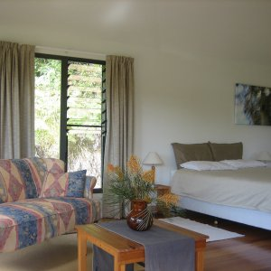 Comfortable Studio Cabin Australian Horse Trekking Accommodation