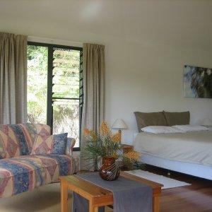Comfortable Studio Cabin Australian Horse Trekking Accommodation