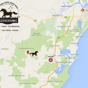 Kerewong Horse Treks Mid North Coast NSW Australia