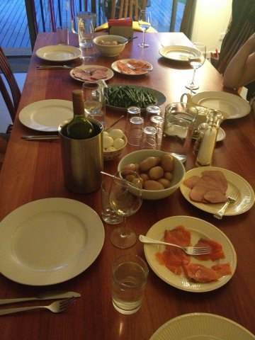 Meals Are Included - Horse Riding Holidays NSW Australia