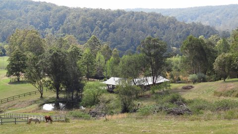 Kerewong Australian Horse Riding Holiday Farmstay Property NSW