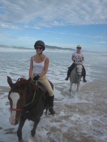 Horse Riding Beach Adventures NSW - Southern Cross Horse Treks Australia