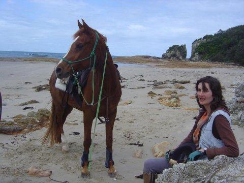 A Break At The Beach