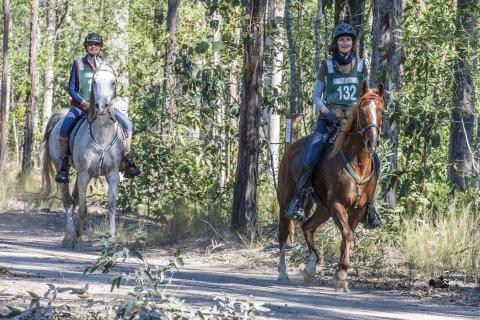New Italy Endurance Ride 2016 - Photo Denise Keelan