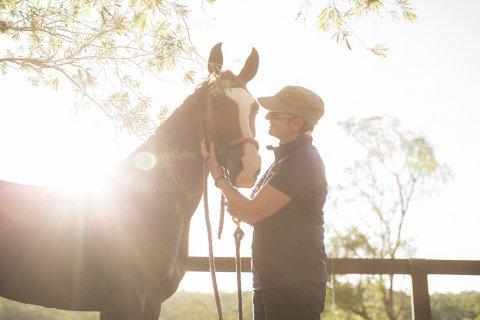 Aliya - Horse Riding Holidays Australia Port Macquarie Hinterland NSW