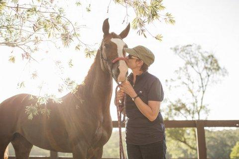 Aliya - Australian Horse Riding Holidays NSW Mid North Coast Hinterland