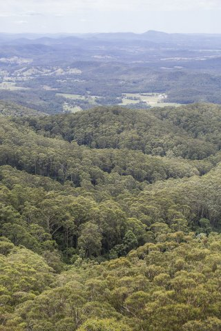 Mountain Top View Horse Riding Holidays Australia