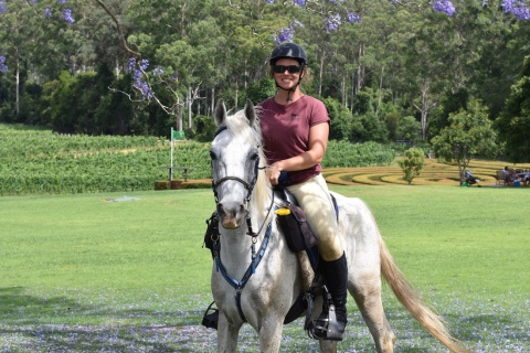 Horse Riding Holiday Winery Ride Australia