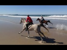 Beach Riding Nirvana in Australia