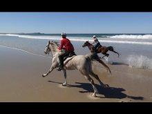 Beach Riding Nirvana in Australia