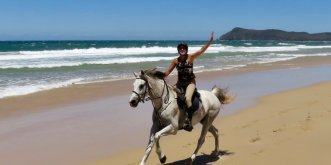 Horse Riding NSW Australia Beaches