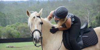 Australian Brumby Horse Trekking Holiday NSW