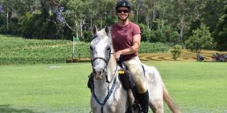 Horse Riding Holiday Winery Ride Australia