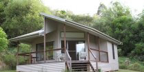 Studio Cabin Accommodation Horse Treks Holiday