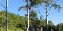 Private Cabin Accommodation Horse Treks Farm NSW