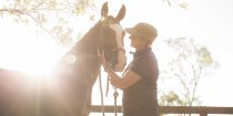 Aliya - Horse Riding Holidays Australia Port Macquarie Hinterland NSW