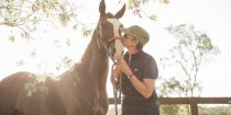 Aliya - Australian Horse Riding Holidays NSW Mid North Coast Hinterland