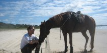 Charlie - Horse Riding Holidays Australia Port Maquarie Beaches NSW