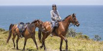 Nadal & Kuta - Multiday Adventure Horse Riding Holidays NSW Australia