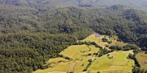 Horse Trekking Adventure Tours NSW Horse Riding Farm Aerial View