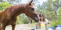All Inclusive Horse Riding Holidays East Coast Australia North Of Sydney NSW