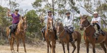Horse Riding Treks Holidays Australia For Experienced Riders